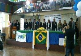 Paraíba pode ganhar partido militar; Stª Rita interessados têm cinco dias para se filiar