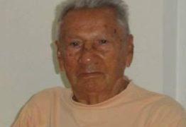 Pai do prefeito Zé Aldemir morre aos 93 anos em JP