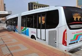 Prefeitura de João Pessoa lança edital para licitação do BRT no Corredor Pedro II
