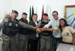 Comandante Geral da PMPB e reitor da UEPB se reúnem para encerrar polêmica envolvendo as duas instituições