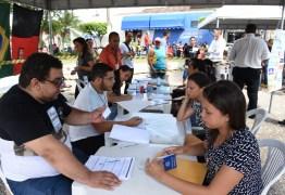 Feirão de Empregos e Estágios aquece o comércio em Santa Rita, veja