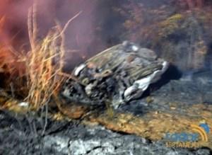 acidente cz 300x219 - Grave acidente deixa sousenses com 70% dos corpos queimados