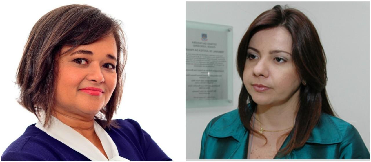 adriana juiza maria  - GUERRA DO DUODÉCIMO: AMPB rebate Adriana Bezerra e diz que desde 2016 não tem reajustes por conta de 'atos arbitrários' do governo