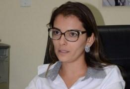 'É uma decisão irresponsável', diz secretária do Empreender-PB sobre cautelar de Fernado Catão