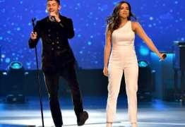 Anitta faz show com Nick Jonas em pré-Grammy