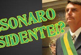 bolsonaro e1509973986437 - BRASIL/2018: Bolsonaro 51, será a resposta do povo já no 1º turno - Por Rui Galdino