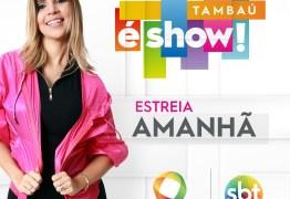 TV Tambaú estreará novo programa semanal com Lidiane Morais