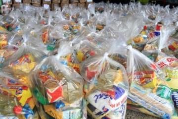 conab cestas básicas - Prefeitura de João Pessoa anuncia distribuição de 4 mil cestas básicas