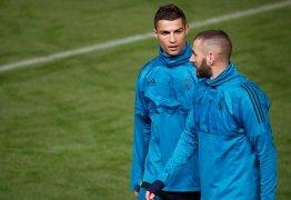 Com dois gols no Espanhol, dupla CR7 e Benzema têm pior índice da história do Real
