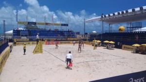 definidas as oito duplas vencedoras do classificatorio feminino em natal rn 300x169 - Calendário do Circuito Brasileiro de vôlei de praia é definido e quatro etapas são no Nordeste