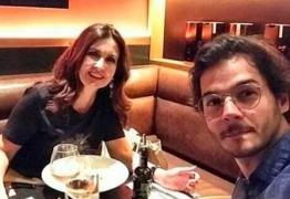 Fátima Bernardes posta foto de jantar romântico nas redes sociais
