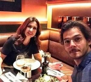 fatima bernardes posa com o namorado em jantar romantico 787118 300x269 - Fátima Bernardes posta foto de jantar romântico nas redes sociais