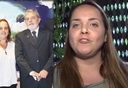 Filha de Lula é nomeada na Assembleia-RJ salário é de R$ 7.326,64