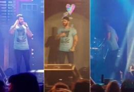 VEJA VÍDEO: Gustavo Lima abandona show após tiroteio