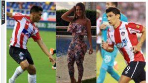 jogadores briga esposa 300x168 - Jogador envia mensagens inapropriadas para esposa de colega de equipe e cria problema que pode ajudar o Flamengo