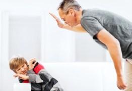 Polêmica – Palmadas na infância podem levar a transtornos mentais