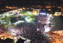Prefeitura muda formato e atrai público recorde para festa de emancipação política de Princesa Isabel