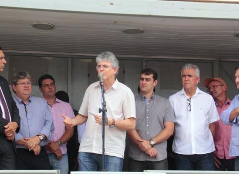 ricardo coutuinho - VEJA O VÍDEO: Ricardo volta a denunciar suspeição de Fernando Catão para suspender o Empreender-PB