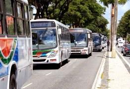 NOVO AUMENTO: Tarifa de R$ 3,55 nos ônibus coletivos de João Pessoa entra em vigor
