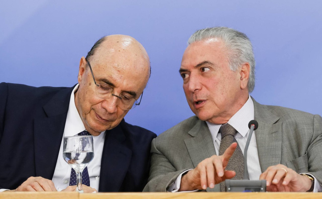 temer e meirelles - Banco Mundial sugere mais imposto para ricos no Brasil e alerta sobre mau gasto do dinheiro público
