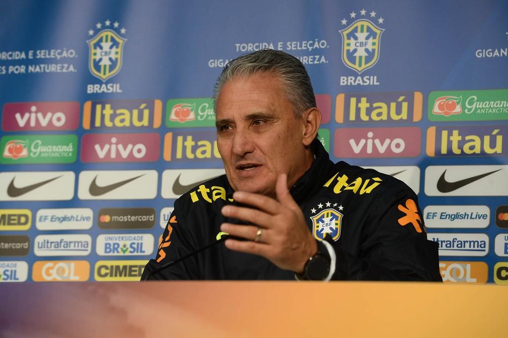 tite coeltiva - Tite expõe crise com empresa que organiza amistosos da seleção brasileira