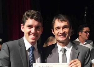 tovarromero 300x213 - BOMBA: novo documento complica a situação do deputado Tovar e confirma envolvimento com assaltante de banco Romário - VEJA VÍDEO