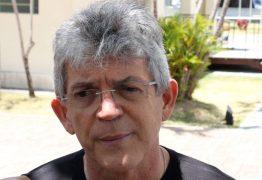 Ricardo queixa-se da falta de colaboração da prefeitura na Segurança Pública