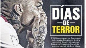 xel bocon 6.jpg.pagespeed.ic .GaYZmeMPf0 300x169 - Jornal peruano se desespera com possibilidade de Guerrero jogar pelo Fla
