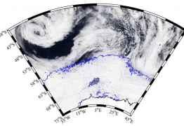 AQUECIMENTO GLOBAL: Buraco maior que o estado da Paraíba se abre na Antártida