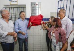 Luciano Cartaxo entrega novo de padrão qualidade da Escola Duarte da Silveira e amplia número de vagas