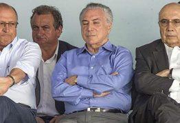 Desembarque do PSDB será 'cortês e elegante' diz Temer, que ainda não acordou para o prejuízo