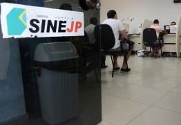 Sine-JP inicia semana com 86 ofertas de emprego