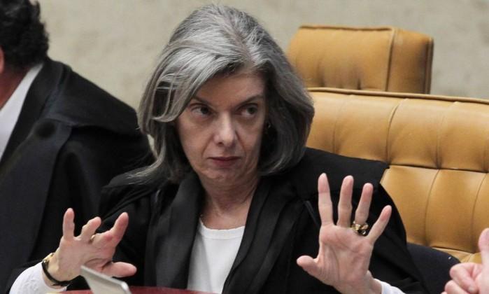 Carmem Lucia STF - Presidente do TRF-4 recorre a Cármem Lúcia para encerrar disputa entre Moro e Favreto