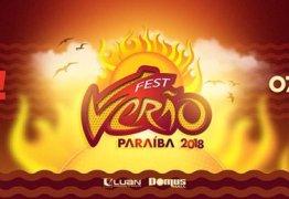 Fest Verão Paraíba lança playlist especial no Spotify