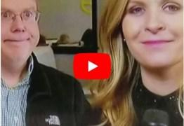 VEJA VÍDEO: Homem viraliza após conceder entrevista sob efeito de drogas