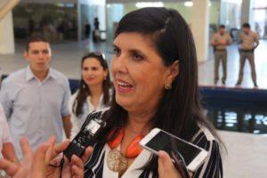 "Ligia 1 e1496573263566 300x200 - ""Fantasma"" da candidatura de Lígia volta a incomodar o Palácio - Por Nonato Guedes"