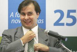 Rodrigo Maia diz que votação da reforma da Previdência está mantida para o próximo dia 20
