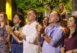 Luciano Cartaxo participa do Culto de Natal da Primeira Igreja Batista