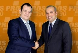 A convite de Andrezão Amaral, Presidente Nacional do PROS vem à Paraíba