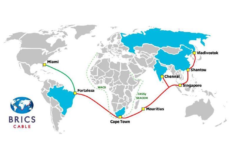 brics - Contra 'ameaças ocidentais', Rússia lançará 'internet independente' para países dos BRICS