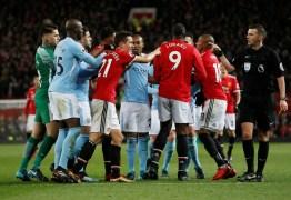 Clássico em Manchester teve confusão pós-jogo envolvendo Ederson e Mourinho