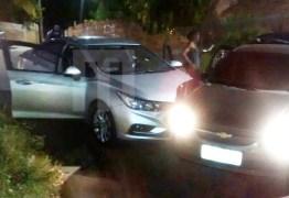 Seguranças de Rollemberg reagem a assalto na Bahia e matam ladrão