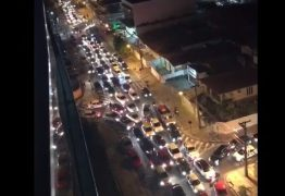 congestionamento e1512224914925 - S.O.S. VIADUTO DAS POMBINHAS: É preciso a construção de um viaduto no giradouro do altiplano urgentemente! - Por Rui Galdino