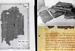"""Polêmica -Texto milenar sobre """"ensinamentos secretos de Jesus Cristo para seu irmão"""" é descoberto por estudiosos"""