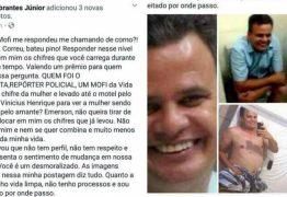 """Abrantes Júnior responde duro a Mofi : Você não é mudança de nada, é um desmoralizado e não pode falar de chifre"""""""