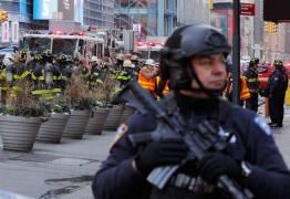 SUSPEITO SOB CUSTÓDIA: Explosão em estação do metrô mobiliza polícia de Nova York