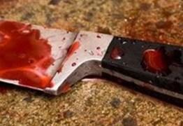 Homem é acusado de tentar matar esposa e filho a facadas