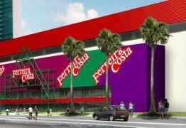 VEJA OS DOCUMENTOS: Grupo Ferreira Costa protocola na Prefeitura novo projeto para construção de empreendimento na Capital
