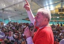 PT admite prisão de Lula mais perto e continua a pressionar STF por habeas corpus