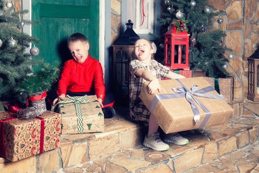 natal histórias presentes - Natal é momento de reunir a família, mas rende cada história engraçada